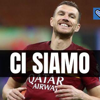 Calciomercato, Inter-Dzeko è fatta: i dettagli dell'accordo
