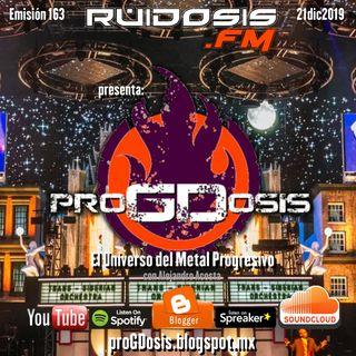 proGDosis 163 - 21dic2019 - Trans-Siberian Orchestra
