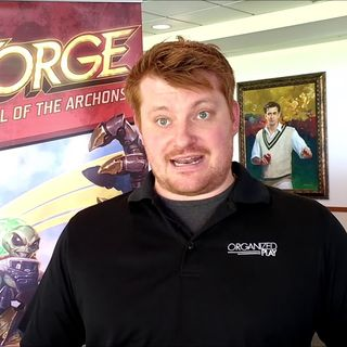Alex Watkins Answers Your #Keyforge Questions