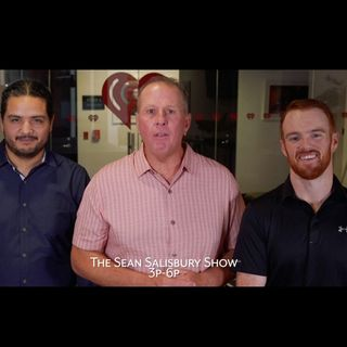 The Sean Salisbury Show 3-19-19