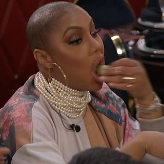 Celebrity Big Brother US 2: Grape Expectations