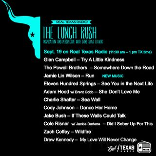 Sept. 19: The Lunch Rush with Drew Myers