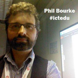 Phil Bourke at #ictedu