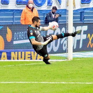 Vélez-Racing: definición por penales (2-4)