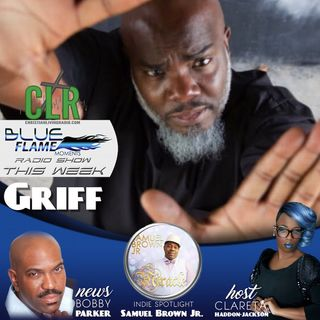 "Blue Flame Radio ""GRIFF"""
