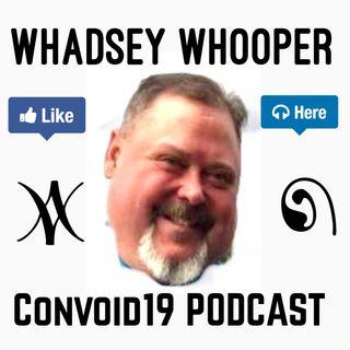 Whooper's new world order virus conspiracy
