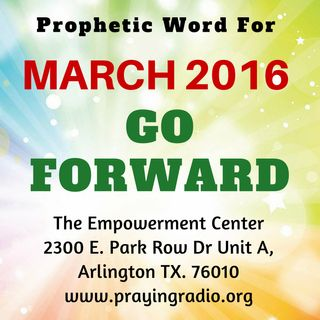 Discerning & Defeating Barriers to Going Forward & Prayers