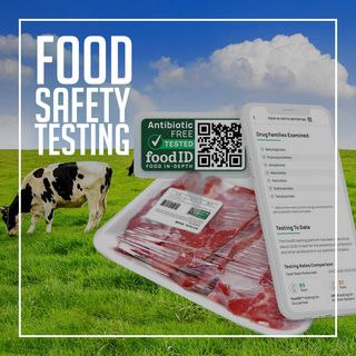 Food Safety Testing | Brand Label Transparency & Accountability Using QR Code | FoodID