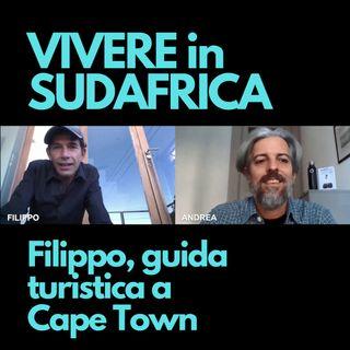 Filippo, guida turistica e tour operator a Cape Town
