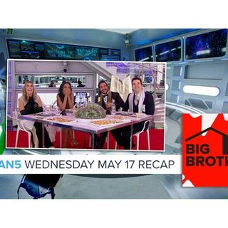 Big Brother Canada 5   Wednesday May 17 Recap