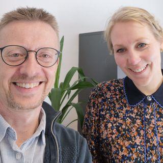 5. s. e. påske. Brian Krüger Iversen i samtale med Inge Marie Kirketerp Hansen