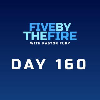Day 160 - The Redeeming Avenger