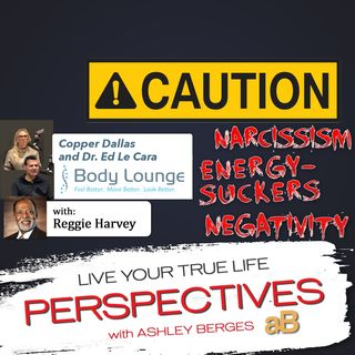 How many negative, energy suckers and or narcissists are in your life? [Ep. 583]