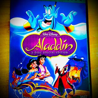 Aladdin of Agrabah (Reimagined Tribute to All Around The World (La La La) by R3HAB & A Touch of Class)
