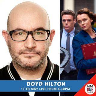BAFTA Awards - Ne parliamo con il critico TV inglese Boyd Hilton