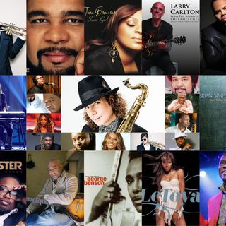 Smooth Jazz Collaborations (feat. Boney James)
