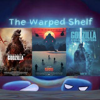 The Warped Shelf - MonsterVerse