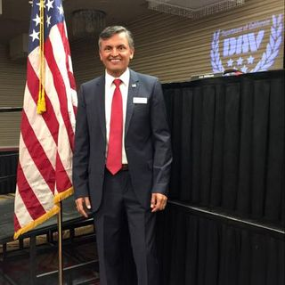 Dan Contreras - CEO/Adjutant, DAV Department of California | Army Veteran