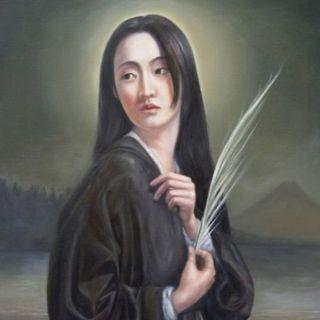 Santa Magdalena de Nagasaki, mártir