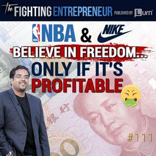 HYPOCRISY - NBA & NIKE Kneel To China - Freedom Friday