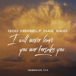 God Never Leaves You He Is Present With You Even When You Feel Far Away from Him.