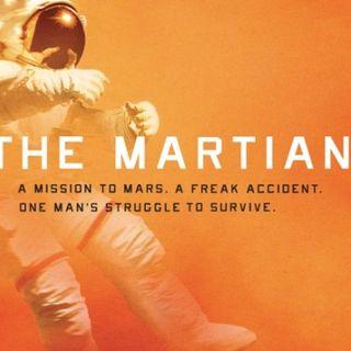 The Martian Book VS Movie