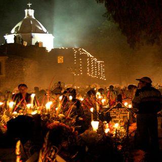 Mixquic listo para celebración de Día de Muertos
