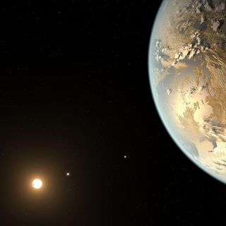 31E-43-First Earth-Size Planet In 'Habitable Zone