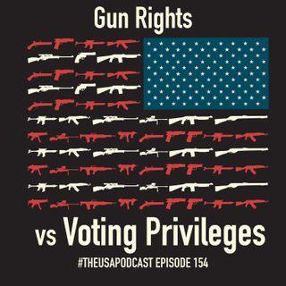 Riley Now University Winner & Gun Rights vs Voting Privileges