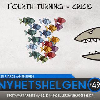 Nyhetshelgen # 49 – Den fjärde vändningen, sjukhuskaos, Harry&Meghan utkastade