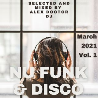 #98 - Nu Disco & Funk - March 2021 - vol.1