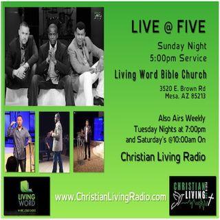 Live @ Five