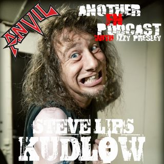 "Steve ""Lips"" Kudlow - Anvil"