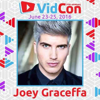 Interview with Joey Graceffa, YouTube Influencer, 8 Million Subscribers