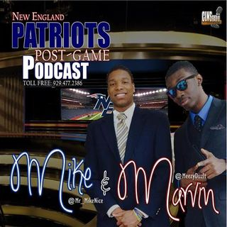 POSTGAME @ Buffalo Bills | New England Patriots Week 8 | NFL