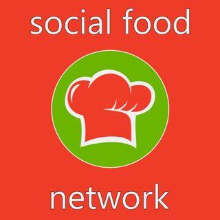 Social Food Network su Radio Azzurra - Puntata 01 - 6 Dicembre 2019