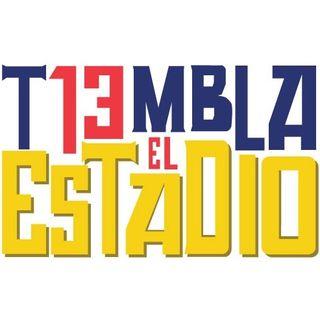 TIEMBLA EL ESTADIO Temporada 3 programa 005. Febrero 14, 2019.