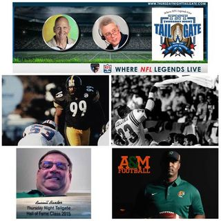 Levon Kirkland, Tony Collins, Russell Baxter, & Willie Simmons Join Us...