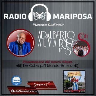 """Presentazione del Disco di Adalberto Alvarez: """"De Cuba pa'l Mundo Entero"""""""