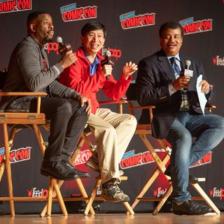 StarTalk Live at NYCC 2019 with Neil deGrasse Tyson