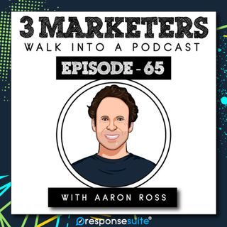 065: How To 16x Your Revenue By Carving Out Your Niche [Aaron Ross]