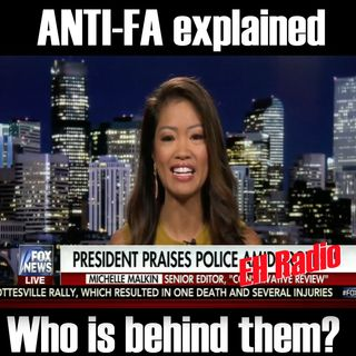 Morning moment Michelle malkin explains the left and ANTI-FA Aug 22 2017