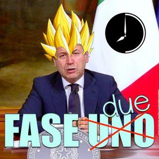 La FASE 2 è come la FASE 1, ma Conte non è una Pornostar