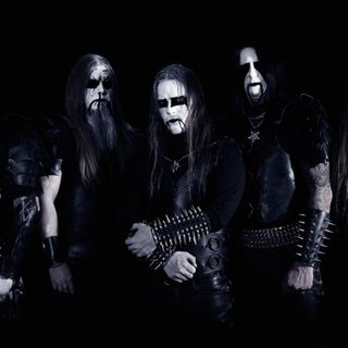 The DARK FUNERAL Procession To Australia