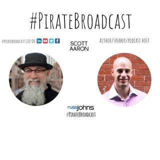 Catch Scott Aaron on the PirateBroadcast