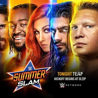 TV Party Tonight: Summerslam Weekend Review