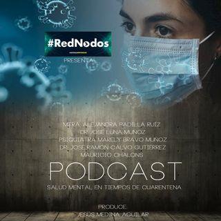 SALUD MENTAL DE TIEMPOS DE COVID Podcast
