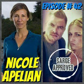 Episode #42 Nicole Apelian