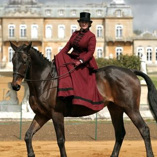 Harry & Edna on the Wireless Podcast; The Victorian Gymkhana