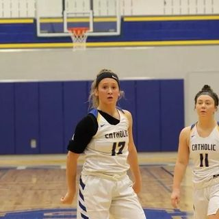 Prep Athlete of the Week - Lauren Marosi - Grand Rapids Catholic Central Girls Basketball